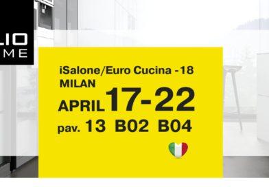 ELIO HOME на Salone del Mobile.Milano— 2018