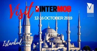 Визит УАМ на Intermob-2019