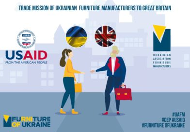 The trading mission of Ukrainian furniture manufacturers to start in Great Britain
