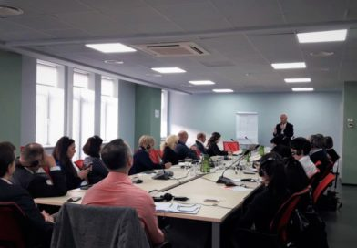 Круглый стол организован Немецким обществом международного сотрудничества Deutsche Gesellschaft für Internationale Zusammenarbeit в Украине