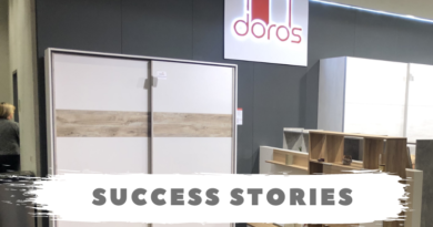 UAFM in faces: Interview with Svetlana Shabalina, co-owner of the Doros company.