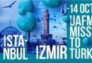 UAFM mission to Turkey