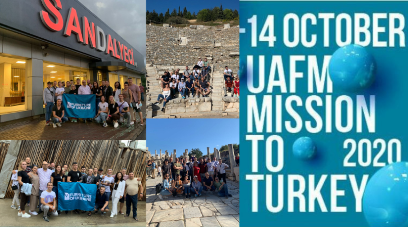 UAFM's mission to Turkey has been completed