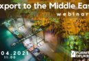 """The webinar """"Export to the Middle East"""""""