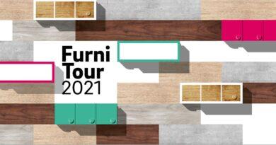 Exhibition of furniture developments from REHAU