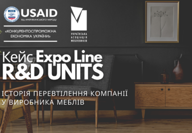 """Case of the company-participant of the R&D Units Program """"Design of Needs"""" – Expo line"""